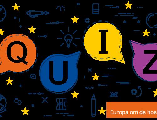 Doe mee met de Europa om de Hoek – Weekend van de Wetenschap quiz