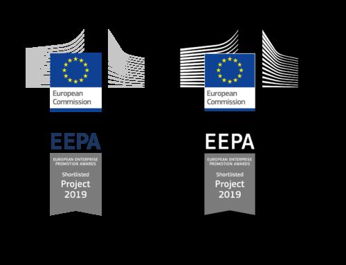 Crossroads2 genomineerd voor Europese Awards voor Ondernemerschapsbevordering 2019 (EEPA 2019)