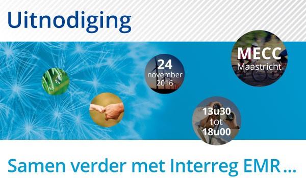 Samen verder met Interreg Euregio Maas Rijn