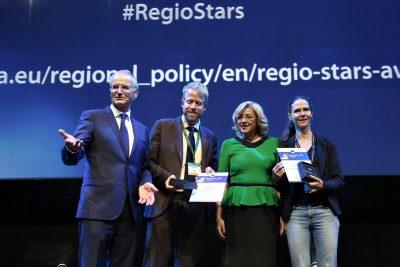 Uitreiking RegioStars Awards 2016