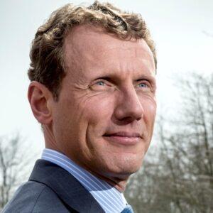 Maurice Horsten, voorzitter LOF Brabant
