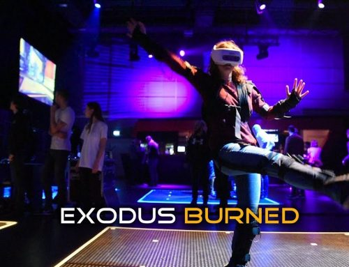 Beleef met Exodus Burned een unieke VR experience!