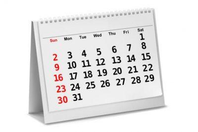 MIT Kalender