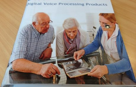 Digital Voice Processing