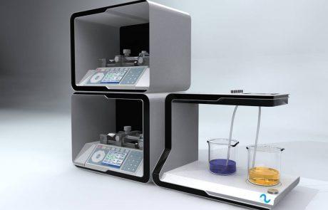 Industriële Toepassing Microfluïdische Technologie