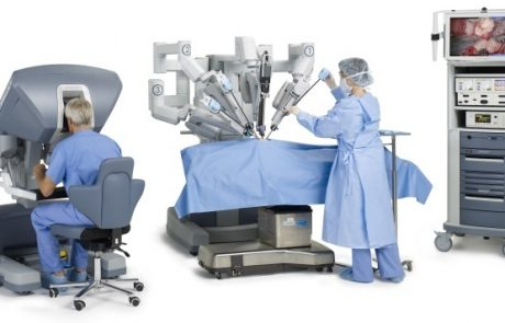Smart instrumentation to improve robot-assisted eye surgery
