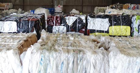 Meerlaags Kunststof Folie Recycling