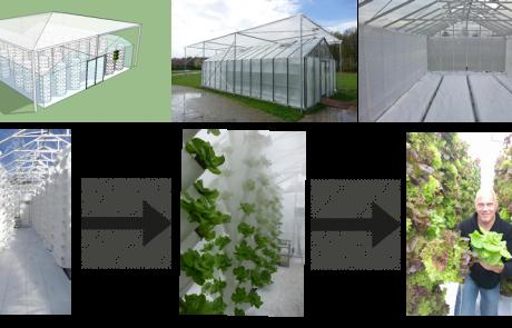 Ontwikkeling Urban Farming principe