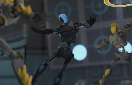 Samenwerken in een full immersive VR-omgeving