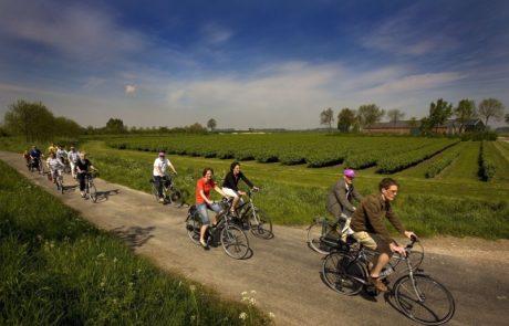 Fietsrouteplanner Zuid-Nederland