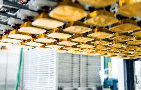 Modulair systeem voor high speed laden en lossen schudsterilisatoren