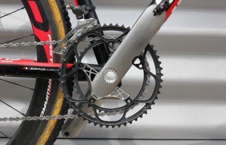 Nieuwe innovatieve fietsonderdelen