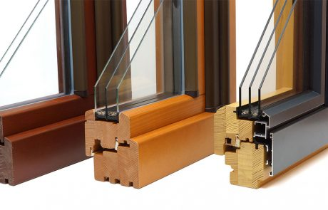 Ontwikkeling houten klik kozijn