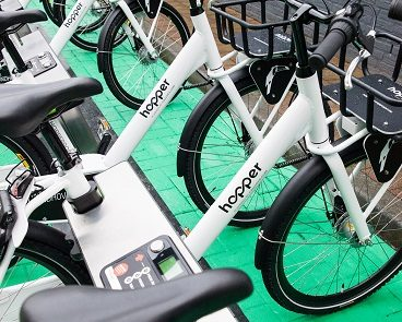 Ontwikkeling intelligente fiets parkeer - verhuur systeem