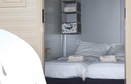 Ontwikkeling van flexibele hotelaccommodatie