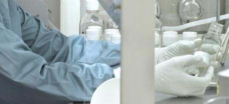 Ontwikkeling van microsuspensies voor intraveneuze toepassing