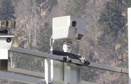 HiRes Tracking & Capture System IR