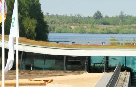 Realisatie bezoekerscentrum nationaal park Maasduinen
