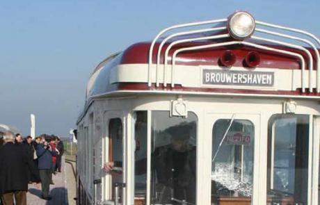 Entree Brouwersdam