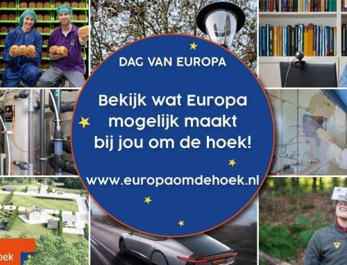 9 Mei Dag van Europa