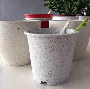 3D printen met bio-beton van Miscanthus