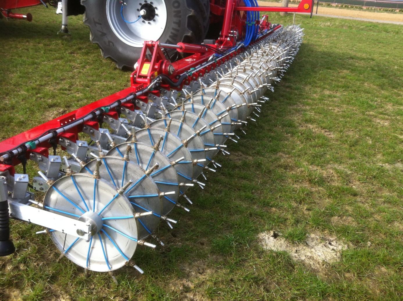 Landbouwmachine