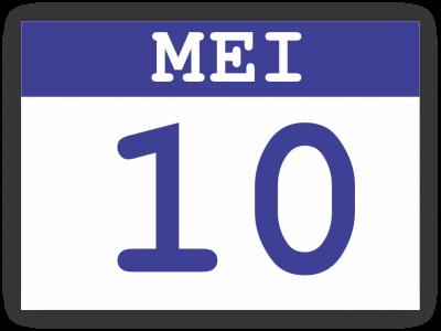 10 Mei