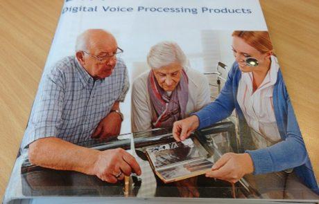 Digital Voice Processing