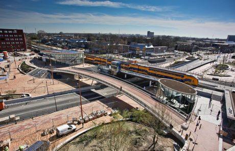 Inrichting openbare ruimte stationsomgeving Helmond