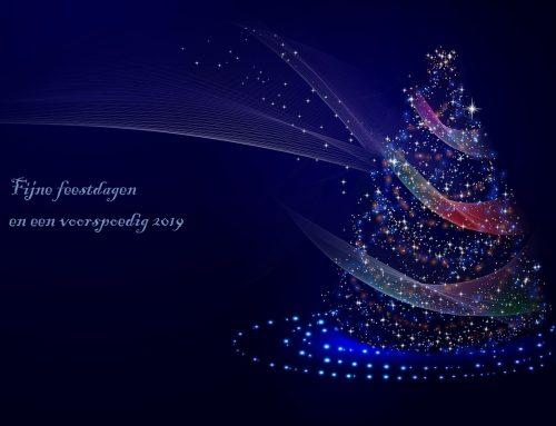 Beperkte bezetting tussen kerst en nieuwjaar