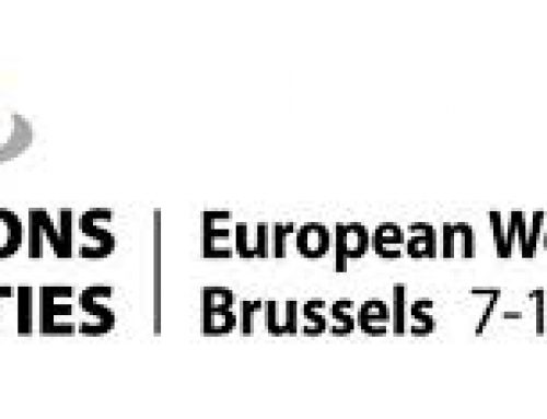 Thema European Weeks of Regions and Cities 2019: 'Regions and Cities, pillars of the EU's future'