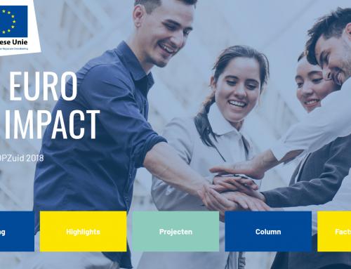Van Euro tot Impact – Jaarverslag OPZuid 2018